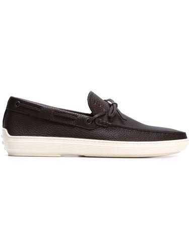 палубные туфли  Tod's