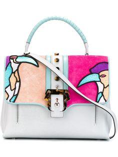 средняя сумка-тоут 'Petite Faye' Paula Cademartori