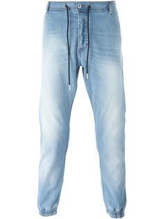 джинсы на резинке  Diesel