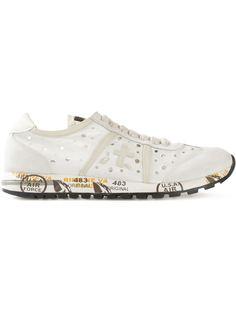 перфорированные кроссовки  Premiata