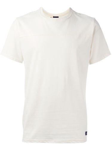 футболка с круглым вырезом Bleu De Paname