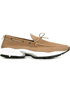 палубные туфли на резиновой подошве Philippe Model