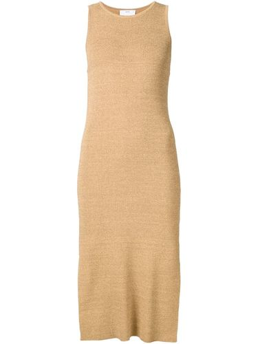 трикотажное платье без рукавов C/Meo