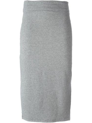 юбка с завышенной посадкой  James Perse