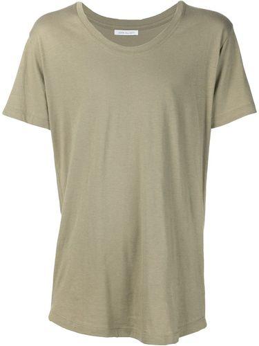 футболка с вырезом-ковш John Elliott