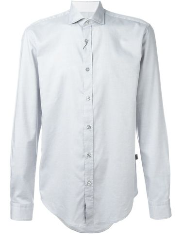 рубашка кроя слим Hugo Hugo Boss
