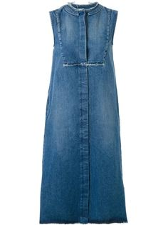 джинсовое платье-шифт  Fad Three