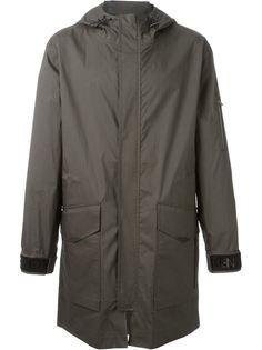пальто с капюшоном Kenzo