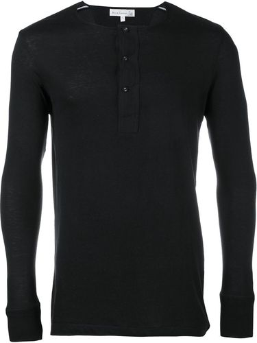 Long-Sleeved Henley T-Shirt Merz B. Schwanen