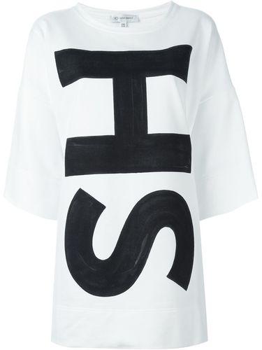 oversized printed T-shirt Io Ivana Omazic