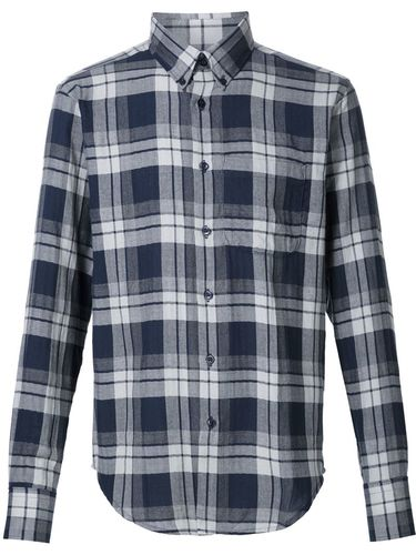 checked shirt Naked And Famous
