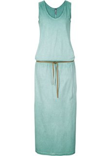 Трикотажное платье (антрацитовый) Bonprix