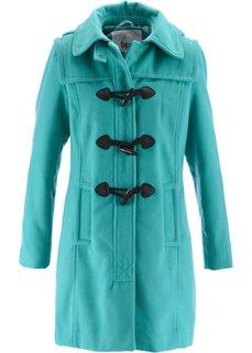 Пальто с капюшоном (бежевый в клетку) Bonprix
