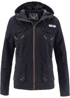 Куртка на легкой ватной подкладке (индиго) Bonprix