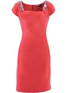 Платье-футляр ПРЕМИУМ (черный) Bonprix