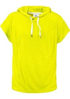 Функциональная футболка (лососевый неон) Bonprix