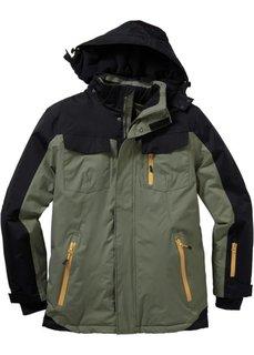 Функциональная куртка (антрацитовый/черный) Bonprix