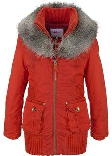 Зимняя куртка (сине-зеленый матовый) Bonprix