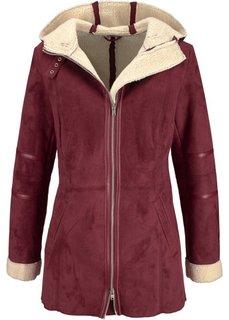 Удлиненная куртка (коньячный) Bonprix
