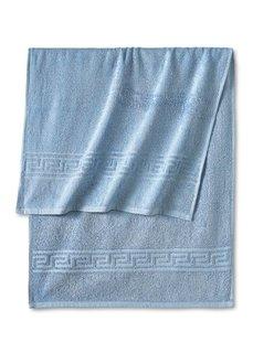 Полотенце Леандер (серый) Bonprix