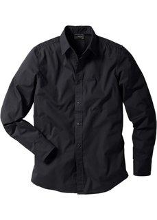 Рубашка-стретч (бордовый) Bonprix