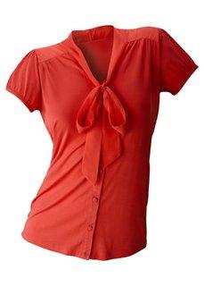 Блуза (светло-коричневый) Bonprix