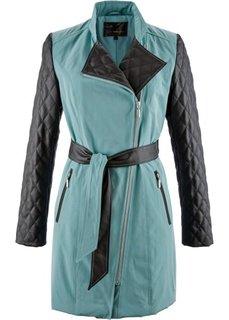 Куртка (натуральный камень/черный) Bonprix
