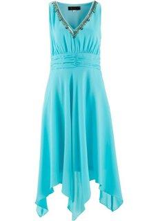 Платье (горячий ярко-розовый) Bonprix