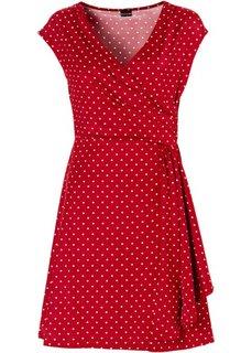 Платье (коричневый матовый/экрю) Bonprix