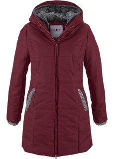 Стёганая куртка (лазурный) Bonprix