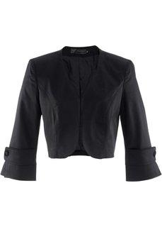Куртка-болеро (белый) Bonprix