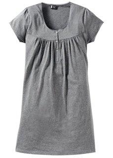 Ночная рубашка (черный) Bonprix