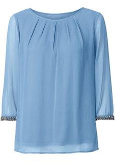 Блузка (серый) Bonprix