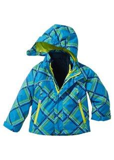 Куртка, разм. 128-170 (фиолетово-лиловый/нежная фукси) Bonprix