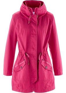 Куртка-парка (серо-коричневый) Bonprix
