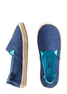 Slipper (dunkelblau/ozeangrün) Bonprix