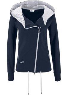 Трикотажная куртка (нежный ярко-розовый) Bonprix