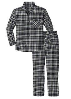 Пижама (красный/голубой/темно-синий/бе) Bonprix