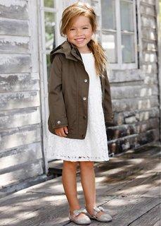 Детская куртка-парка, Размеры 80/86-128/134 (оливковый) Bonprix