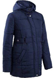 Для будущих мам: стеганая куртка (красная ягода) Bonprix