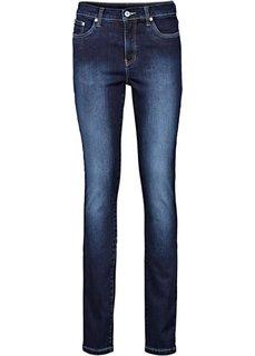 Формирующие джинсы SKINNY (синий «потертый») Bonprix