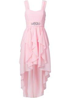 Макси-платье (цвет белой шерсти) Bonprix