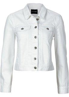 Джинсовая куртка (нежно-голубой деним) Bonprix