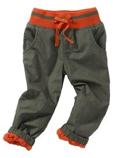 Термо-брюки (темно-синий) Bonprix