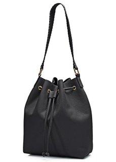 Сумка-мешок с дополнительной сумкой (нежно-голубой) Bonprix