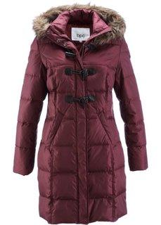 Стёганая куртка (легкий пух) (черный) Bonprix