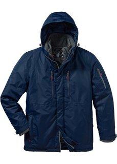 Куртка для непогоды 3 в 1 (черный) Bonprix