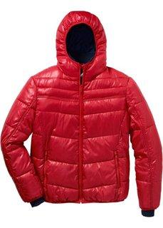 Стеганая куртка Regular Fit (лазурный) Bonprix