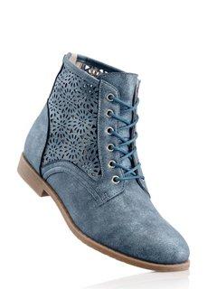 Ботинки (бежевый металлик) Bonprix