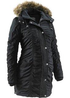 Для будущих мам: зимняя куртка (темно-оливковый) Bonprix